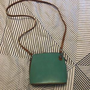 Vera Pelle crossbody small purse